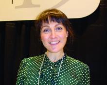 Dr. Charlene Foley of the National Centre for Pediatric Rheumatology in Dublin