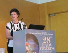 Dr. Marjolein de Bruin-Weller, dermatologist at Utrecht University