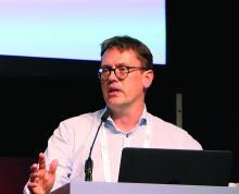 Dr. Christian Vestergaard, a dermatologist at the University of Aarhus (Denmark)