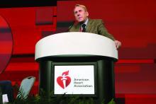 Dr. Frans Van de Werf, cardiologist and professor of medicine at the Catholic University of Leuven (Belgium)