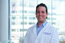 Joel Gelfand, MD,  a professor, and director of the Psoriasis and Phototherapy Treatment Center at the University of Pennsylvania, Philadlphia.