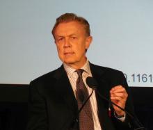 Dr. Francis E. Marchlinski, professor of medicine, University of Pennsylvania, Philadelphia