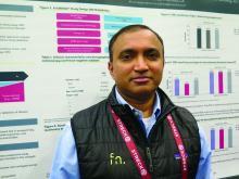 Dr. Girish Putcha. chief medical officer, Freenome, South San Francisco