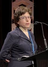 Dr. Sonia Friedman, Harvard Medical School, Boston