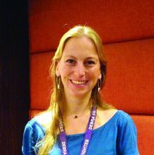 Dr. Susanne Krämer, a pediatric dentist in Santiago, Chile