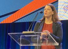 Laura E. Evans, MD, MS, FCCM, of New York University School of Medicine