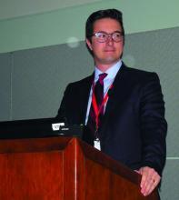 Dr. Nathan Belkin, vascular surgeon, University of Pennsylvania, Philadelphia