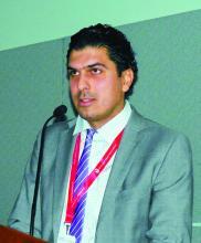 Dr. Shadi Yaghi, director of stroke research, NYU Langone Health, New York