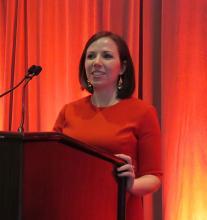 Dr. Amanda M. Perak, departments of pediatrics and preventive medicine, Northwestern University and Lurie Children's Hospital, Chicago