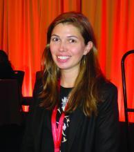 Meghan Angley, PhD candidate, department of epidemiology, Emory University, Atlanta.