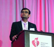 Dr. Ambarish Pandey, division of cardiology at the University of Texas Southwestern Medical Center, Dallas.