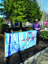Mary Wetsch-Johnson chaplian, St. Francis Hospital, Enumclaw, Wash., and St. Elizabeth Hospital, Tacoma, Wash.