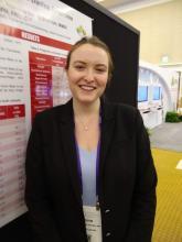 Dr. Laura Nicholls-Dempsey, ob.gyn. resident at McGill University