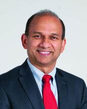 Dr. Jame Abraham of the Cleveland Clinic