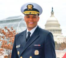 Dr. Jerome Adams is the 20th United States Surgeon General