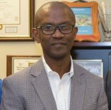 Opeolu Adeoye, MD, associate professor of emergency medicine and neurosurgery at the University of Cincinnati