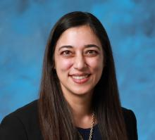Dr. Nasim Afsar, UCI Health, Orange County, Calif.