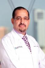 Dr. Mahmoud Al-Hawamdeh of Cleveland Clinic in Abu Dhabi, UAE