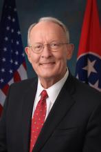 Senator Lamar Alexander, republican of Tennessee