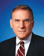 Dr. Richard Anderson is The Doctor's Company chairman and CEO