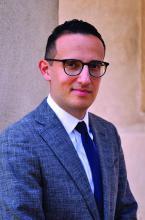 Dr. Nicolas Badre, a forensic psychiatrist in San Diego