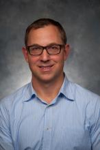 Michael Baker, MD, a hospitalist at EvergreenHealth, Kirkland, Wash.