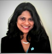 Dr. Mamtha Balla, a hospitalist and clinical assistant professor in northwest Ohio
