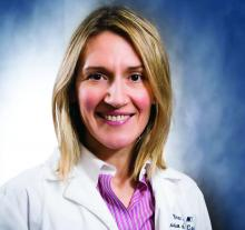 Dr. Ana Barac, director of the Cardio-Oncology Program in the Medstar Heart and Vascular Institute, Washington