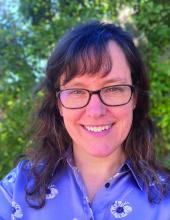 Dr. Eileen Barrett, University of New Mexico, Albuquerque