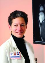 Dr. Anne Bass is the rheumatology fellowship program director at the Hospital for Special Surgery, New York