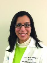 Dr. Ami B. Bhatt, director of the adult congenital heart disease program, Massachusetts General Hospital in Boston