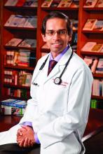 Deepak Bhatt, MD, professor of medicine, Harvard Medical School, Boston