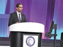 Dr. Deepak L. Bhatt, professor of medicine, Harvard Medical School, Boston