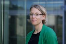 Dr. Antje Bischof of the University of California, San Francisco