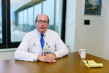 """""""Every doctor I know has had challenging interactions"""" [with patients], said Dr. Donald W. Black professor of psychiatry at the University of Iowa, Iowa City."""