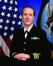 Commander Erin Blevins, Naval Medical Center San Diego