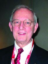Dr. Robert O. Bonow, professor of medicine, Northwestern University, Chicago
