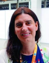 Dr. Blanca Borea, a psychiatrist at the University of Toronto