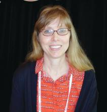 Dr. Karin A. Bosh is A CDC epidemiologist
