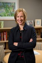 Dr. Carol Bradford, vice dean for academic affairs, University of Michigan Medical School, Ann Arbor