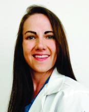 Dr. K. Ashley Brandt, an ob.gyn. and fellowship-trained gender affirming surgeon in West Reading, Pa