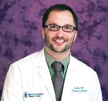 Dr. Anthony Breu a hospitalist and director of resident education in the VA Boston Healthcare System