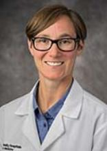 Dr. Susannah Briskin, associate professor of pediatric sports medicine at Case Western Reserve University in Cleveland