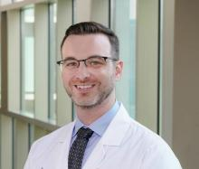 Dr. W. Michael Brode, internal medicine physician, Dell Seton Medical Center, and assistant professor, department of internal medicine, Dell Medical School, Austin, Texas
