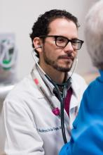 Pablo Buitron de la Vega, MD, an internist at Boston Medical Center