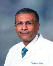 Dr. Javed Butler of Mississippi Medical Center, Jackson