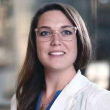 Dr. Sarah Candler, a primary care physician in Houston
