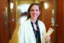 Dr. Dana B. Cardin, head of pancreatic cancer clinical trials at the Vanderbilt-Ingram Cancer Center in Nashville, Tenn.