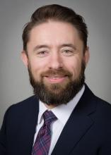 Dr. Joshua Case, hospitalist medical director for 16 acute care hospitals of Northwell Health serving Metropolitan New York City and Long Island