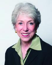 Dr. Christine K. Cassel, former chief executive officer of the National Quality Forum